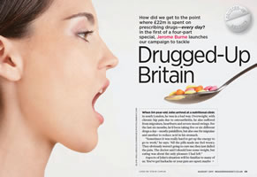 Drugged-Up Britain 1; Aug 2011